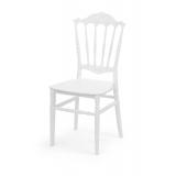 Krzesło ślubne CHIAVARI PRINCESS białe