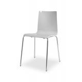 Krzesło konferencyjne LUNGO CR dąb bielony