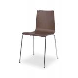 Krzesło konferencyjne LUNGO CR orzech