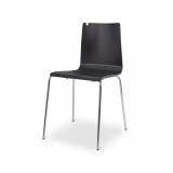 Krzesło konferencyjne LUNGO CR wenge