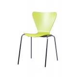 Krzesło konferencyjne MOCHA CR limonka