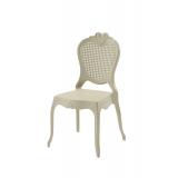 Krzesło dla pary młodej ZEUS beżowe