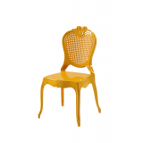 Krzesło dla pary młodej ZEUS złote