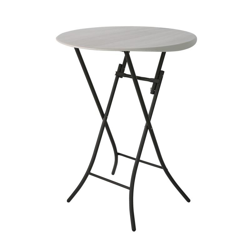 Stół cateringowy koktajlowy 80362 (fi 84cm / 110cm)