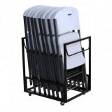 Wózek do przewożenia krzeseł cateringowych 80279
