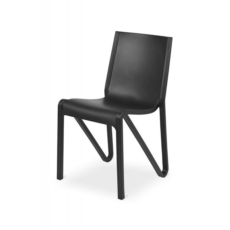 Krzesło konferencyjne BOOM czarne