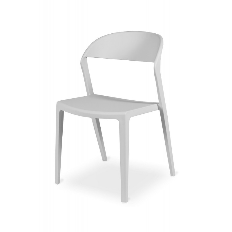 Krzesło kawiarniane TOKYO białe