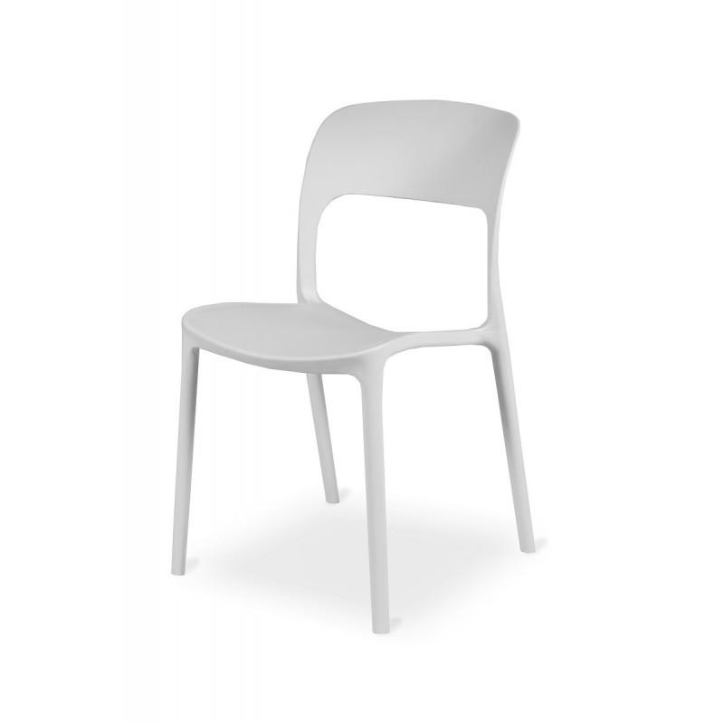 Krzesło kawiarniane HAVANA białe